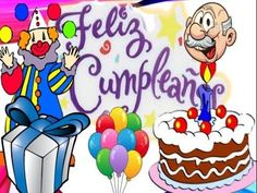 FELIZ CUMPLEAÑOS con frases y imágenes bonitas  | HAPPY BIRTHDAY with pretty phrases and images - YouTube