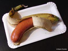 banana sausage