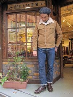 ランチジャケット入荷です♪ Lot: PRJ1|スマクロ町田店のスタッフブログ