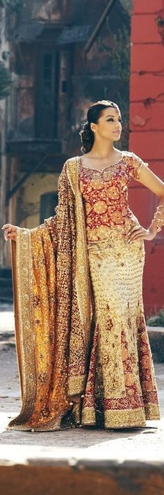 Indian Fashion Scrapbook  Oye Vey! If only we were a petite hourglass like her!!!