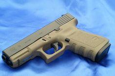 FDE Glock 19