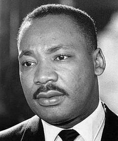 A detailed lesson plan on the life and achievements of Martin Luther King.