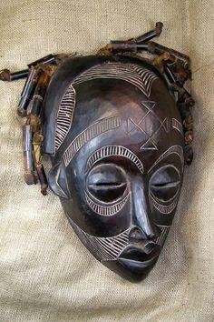 African Decor - Africa Mask