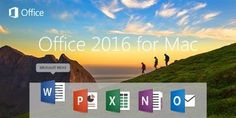 Microsoft Office 2016 for Mac v15.21.1 VL Multilingual