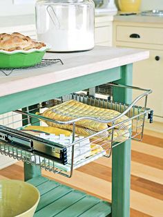 Wire Towel Drawer