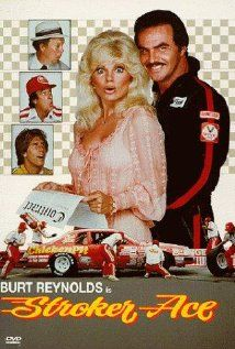 Stroker Ace (1983) Burt Reynolds as a race car driver wearing a chicken outfit. Stupid movie that tries to reenact the humor of the cannonball run series. Skip this one and watch the cannonball movies instead. 2 of 5