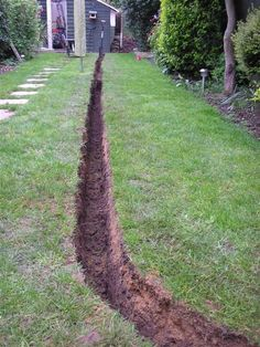 Outdoors Discover An electrician is needed to install a Steel Wire Armoured cable in a deep trench to provide mains power in your shed. Shed Office Backyard Sheds Backyard Office Outdoor Office She Sheds D House Diy Shed Building A Shed Building Design Backyard Sheds, Backyard Landscaping, Backyard Office, Backyard Projects, Outdoor Projects, House Projects, Shed Office, She Sheds, Diy Shed