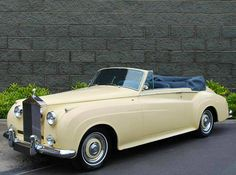 Chassis LSAE583 (1962) Convertible Coupé by H.J. Mulliner (design 7504)