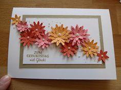 Kreative Bastelei: Karte mit passender Geschenkverpackung