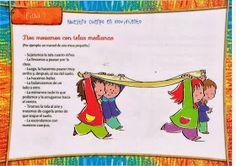 ESOS LOCOS BAJITOS DE INFANTIL: JUEGOS DE PSICOMOTRICIDAD CON TELAS DE DISTINTOS TAMAÑOS Motor Activities, Activities For Kids, Sensory Integration, Dental, Musicals, Language, Classroom, Album, Dance