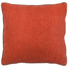 Buy Christy Highgate Linen Cushion Online at johnlewis.com