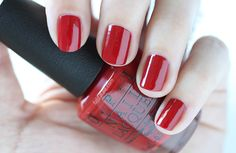 OPI Fifty Shades Of Grey - Romantically Involved Swatch via @FabFatale