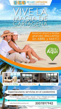 #Novoclick esta con #Vivelamagiadecartagena Jacuzzi, Mail Marketing, Beach Mat, Outdoor Blanket, Travel, Swiming Pool, Condos, Apartments, Playgrounds
