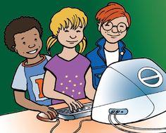 Een yurlspagina waarop je tal van lessen vindt en andere informatie in verband met ICT in het lager onderwijs. Computational Thinking, Pre School, Classroom, Net, Multimedia, Montessori, Apps, Tools, Class Room