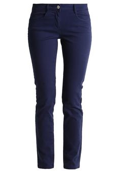 TOM TAILOR ALEXA - Trousers - real navy blue for £32.99 (27/02/17) with free delivery at Zalando
