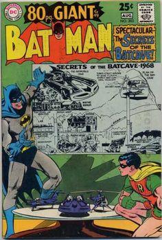 Neal Adams - Batman 203