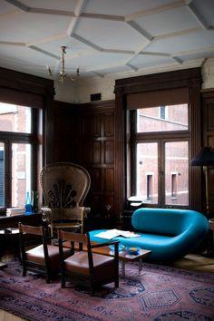 Kettner's in London by Studio Ilse, Photo by Paul Raeside
