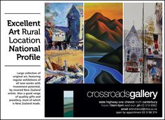 Paintings available in Crossroads Gallery