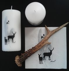 by Brorson Candles & Napkins www.bybrorson.dk