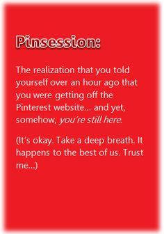 Pin Addiction - Yikes!