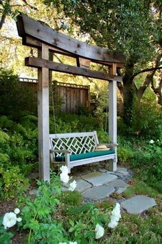 good looking hanging hammock chair in landscape traditional with japanese gate next to japanese fence alongside azalea and hammocks