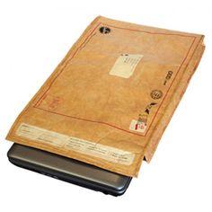Undercover Laptop Tasche via: www.monsterzeug.de