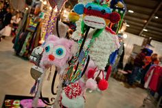Fun for kids: I can't wait to see products like this at An Affair of the Heart of Tulsa.