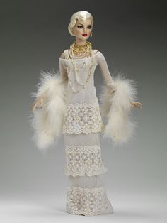 I love playing with scale in my doll collection, and I'm always struck when similar dolls and styles come out with from prior collections f...
