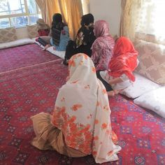 (Pam Constable/ The Washington Post ) - A private women's shelter in Afghanistan is shown on July 26, 2013. Most women living there fled abu...