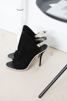 Balenciaga glove heels