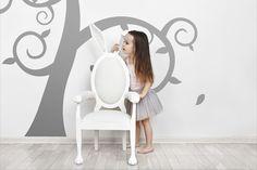 BUNNY CHAIR JR. from the Alice Collection by BARSTE DESIGN. #furniture #aliceinwonderland #barste #barstedesign #luxurykids #baby #design #happiness #inspiration #luxury #dream #babyshower #kidsroom #babyroom #luxurydesign #decorideas #luxuryinteriors #kidsdesign #dreamroom #kidsbedroom #kidsfurniture #babydesign #babyfurniture #kidsroomideas /www.barste.com E Design, Baby Design, Baby Furniture, Kidsroom, Luxury Interior, Kids Bedroom, Baby Room, Chair, Modern