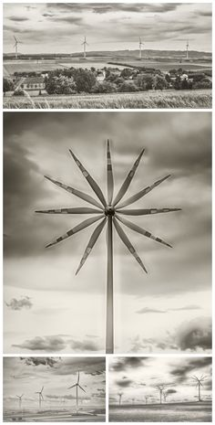 Electric Wind by Martin Ramsner, via Behance