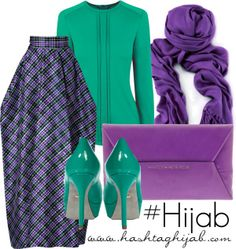 Hashtag Hijab Outfit #292