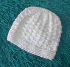 Great little hat for a newborn baby - boy or girl!