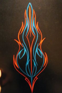 Old School Pinstripe Art | Old School Pinstriping - Page 2 - HorsepowerJunkies.com Forums