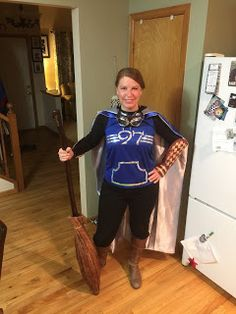 Harry Potter Ravenclaw Quidditch Seeker Costume