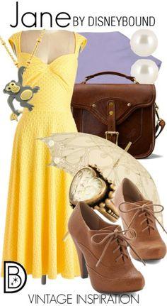 Disney Themed Outfits, Disney Bound Outfits, Disney Dresses, Disney Clothes, Estilo Disney, Edna Mode, School Looks, Disney Inspired Fashion, Disney Fashion