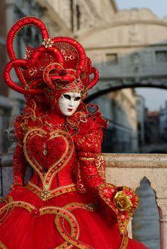 Carnival in red