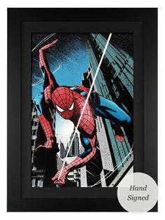 POSTER  22x33 spiderman marvel comic
