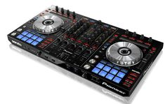 Pioneer DDJ-SX Serato-equipped DJ controller and mixer