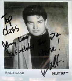 #Throwback Baltazar