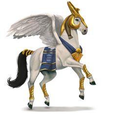 Amon, Božanski konj Amon #2014291 - Howrse