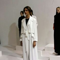 The Bouguessa presentation at Fashion Forward season 5.