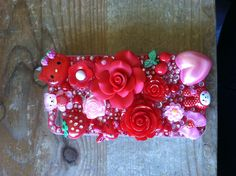 iPhone case for sale $19.00 in my shop on Etsy - Cherbearphonecases check it out I have lots of different styles : )