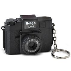 Four Corner Store : Your store for all things Toy Camera — Holga Key Chain