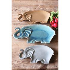 super cute nesting elephant dishes!