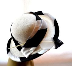 Alexa  BY BRIDGET EARLY    #millinery #hats #HatAcademy