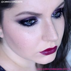 www.carolconquista.com.br www.youtube.com/pkartemakeup  #blog #blogueira #blogger #guru #youtuber #maquiagem #makeup #brasil #brazil #beauty #beleza #cilios #lashes #lips #batom #lipstick