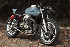 1978 Moto Guzzi Le Mans Mark I - Revival Cycles