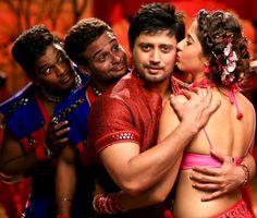 Prashanth,Amanda - Saahasam Movie New Stills